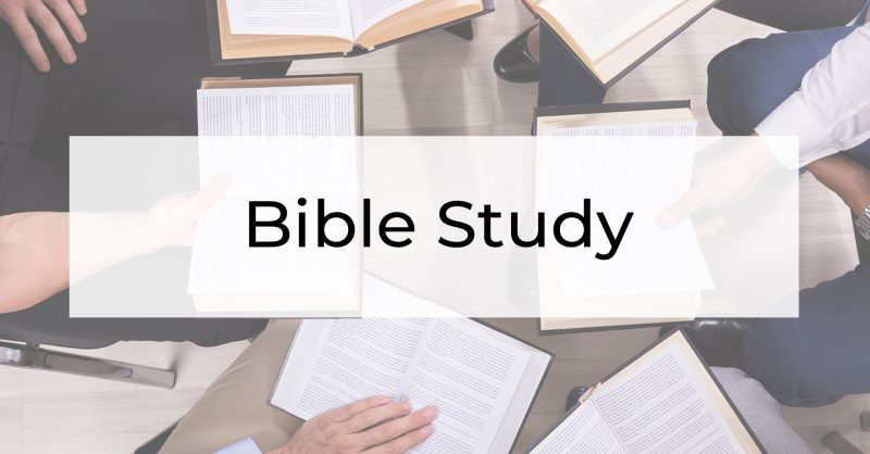 Bible Study | Love Worth Finding Ministries