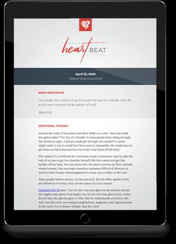 Heartbeat Newsletter