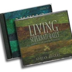 Living Supernaturally Volumes 1 & 2 CD Album Package (P167168D)