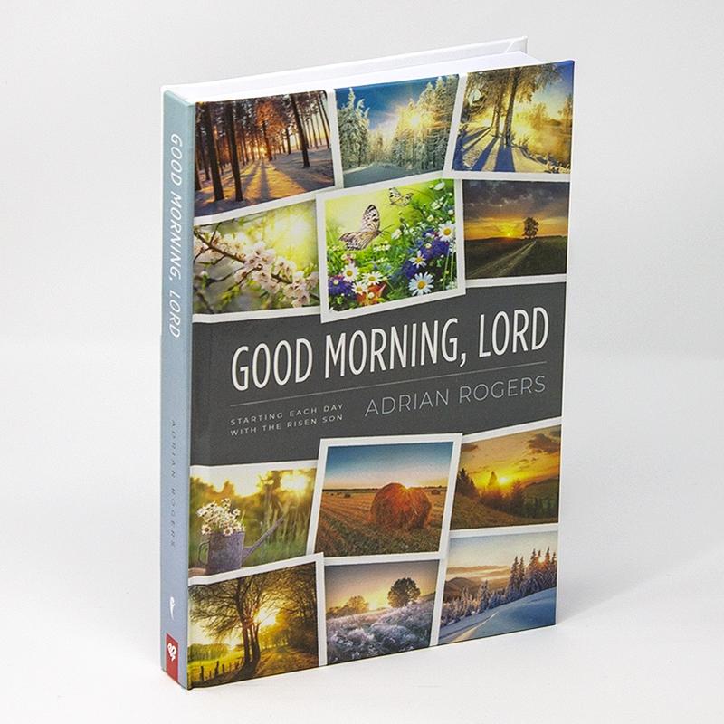 Good Morning Lord Book