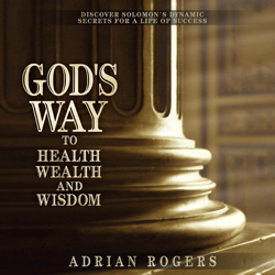God's Way to Health, Wealth, and Wisdom CD album (CDA107)