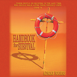 Handbook for Survival CD album (CDA119)