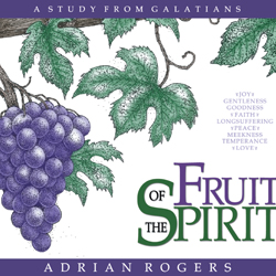 Fruit of the Spirit CD album (CDA128)