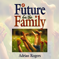A Future for the Family CD album (CDA130)