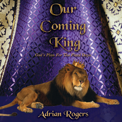 Our Coming King CD album (CDA131)