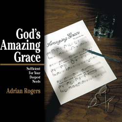 April Series: God's Amazing Grace CD Album (CDA139)