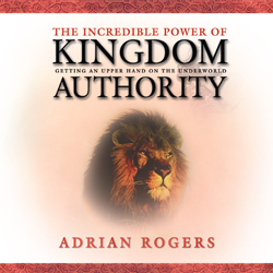The Incredible Power of Kingdom Authority CD album (CDA144)