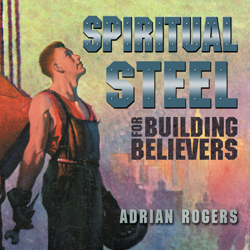 Spiritual Steel for Building Believers CD album (CDA150)