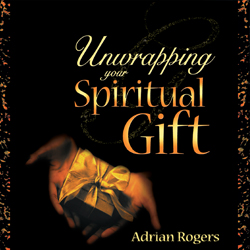 Unwrapping Your Spiritual Gift CD album (CDA158)