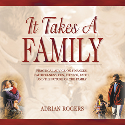 It Takes A Family CD album (CDA159)
