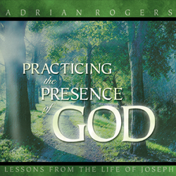 Practicing The Presence Of God CD album (CDA164)