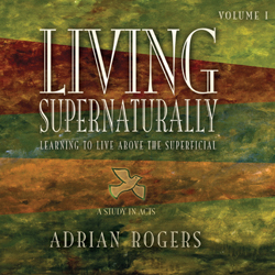 Living Supernaturally - vol. 1 CD album (CDA167)