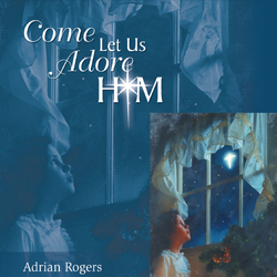 Come Let Us Adore Him CD album (CDA173)
