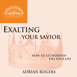 Exalting Your Savior CD album (CDA188)