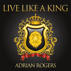 Live Like A King CD album (CDA202)