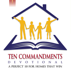 The Ten Commandments Devotional (D142)