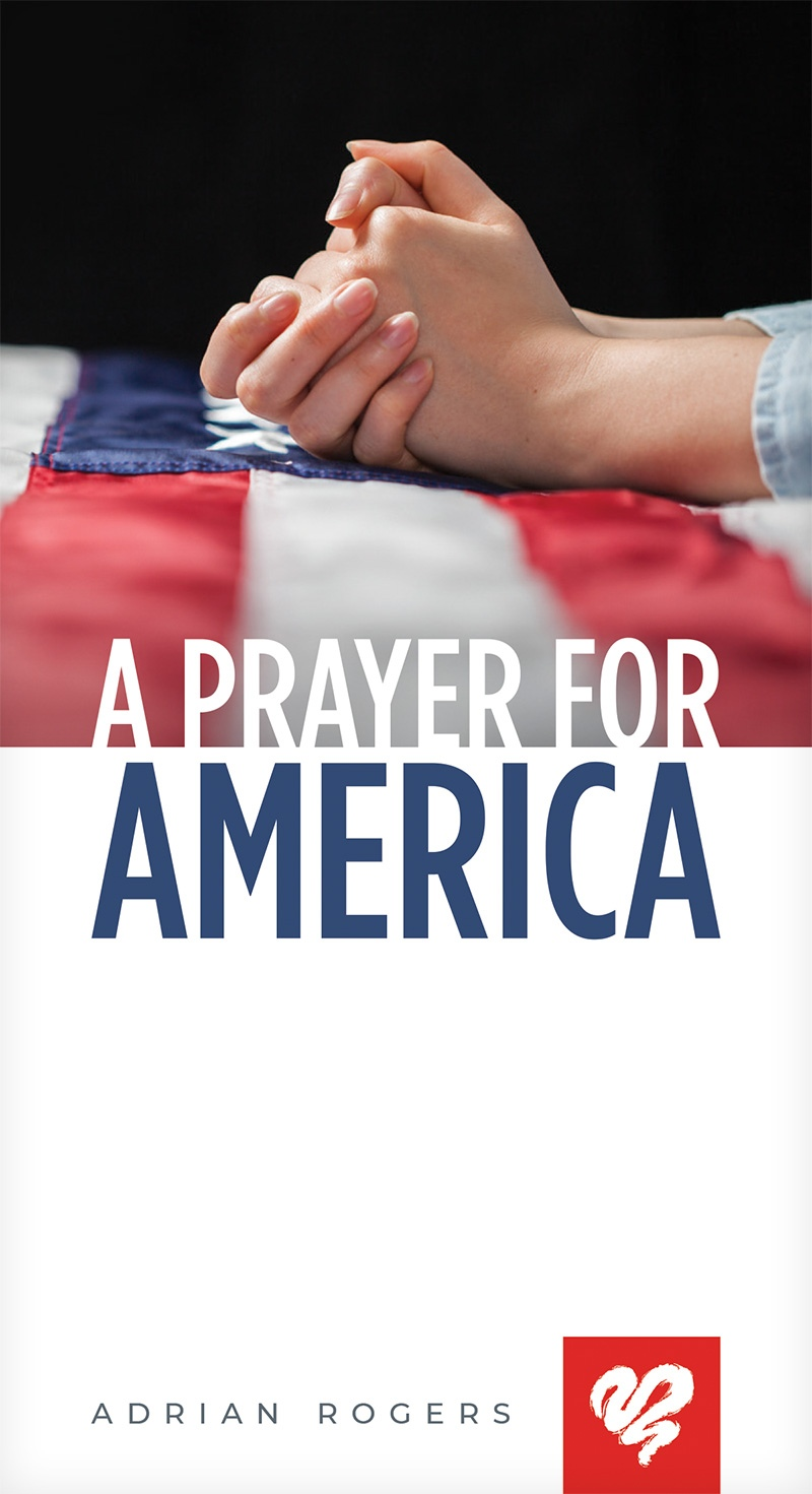 A Prayer for America (Booklet)