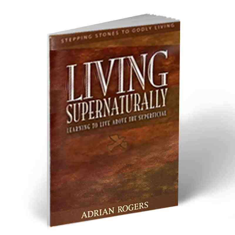 Living Supernaturally (Devotional)