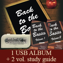 January Series: Back To The Basics USB Study package (PBTTB)