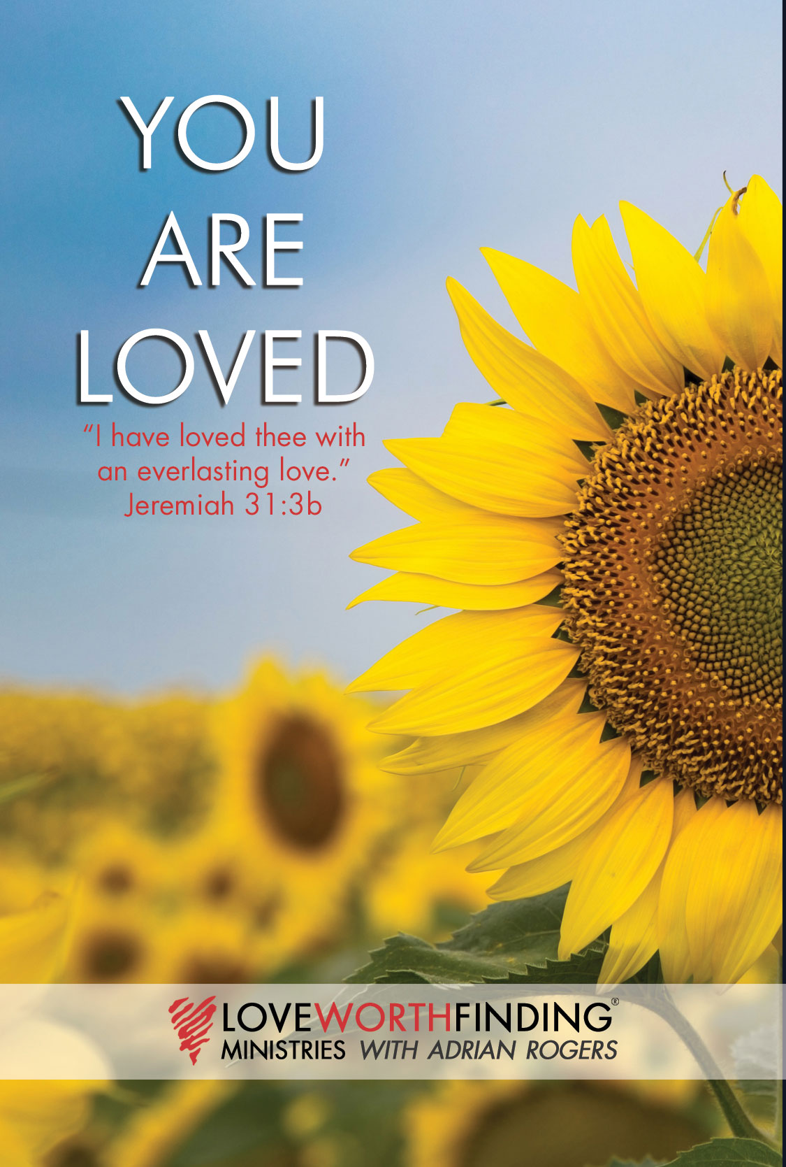 You Are Loved Pack of 100 Tracts (PM2)