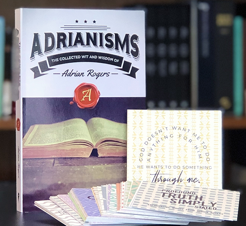 Adrianisms Combo: Profound Truth Simply Stated Card Set +Adrianisms Paperback