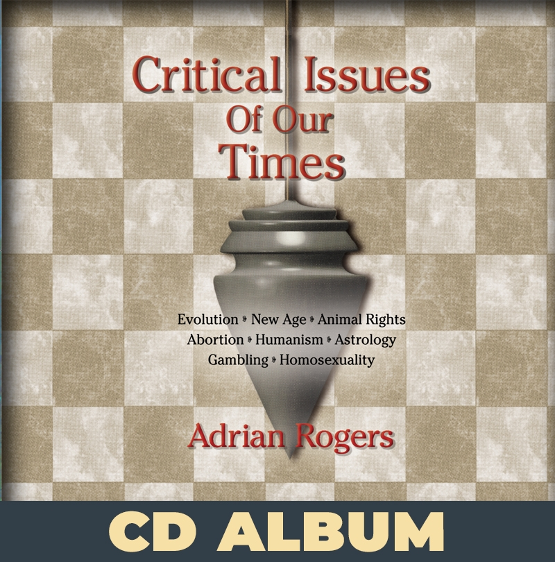 Critical Issues of Our Times Series