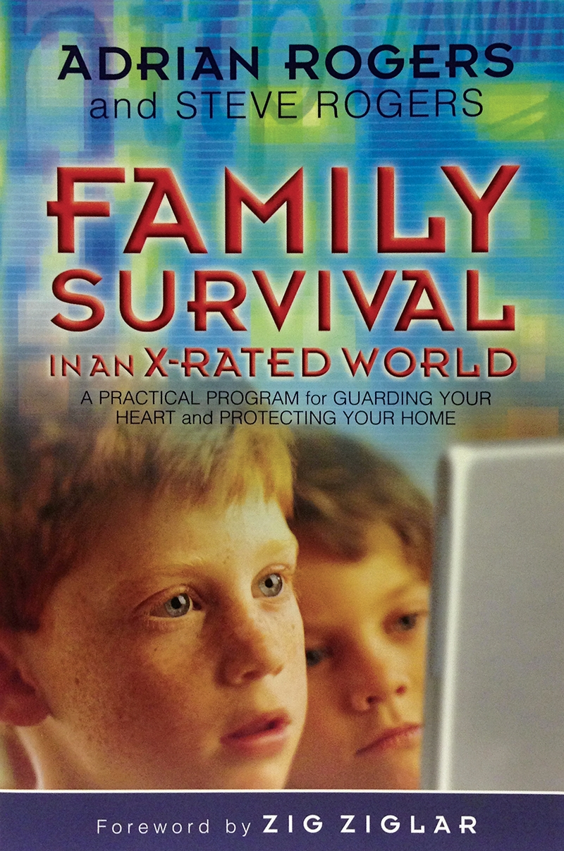 Family Survival In An X-rated World (Book)