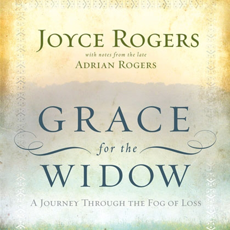 Grace for the Widow by Joyce Rogers (Book)