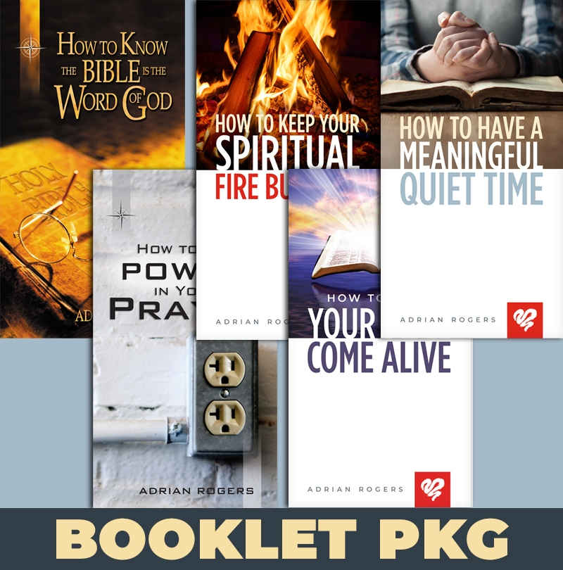 How To Booklet Collection for Bible Study & Prayer (PKHT2)