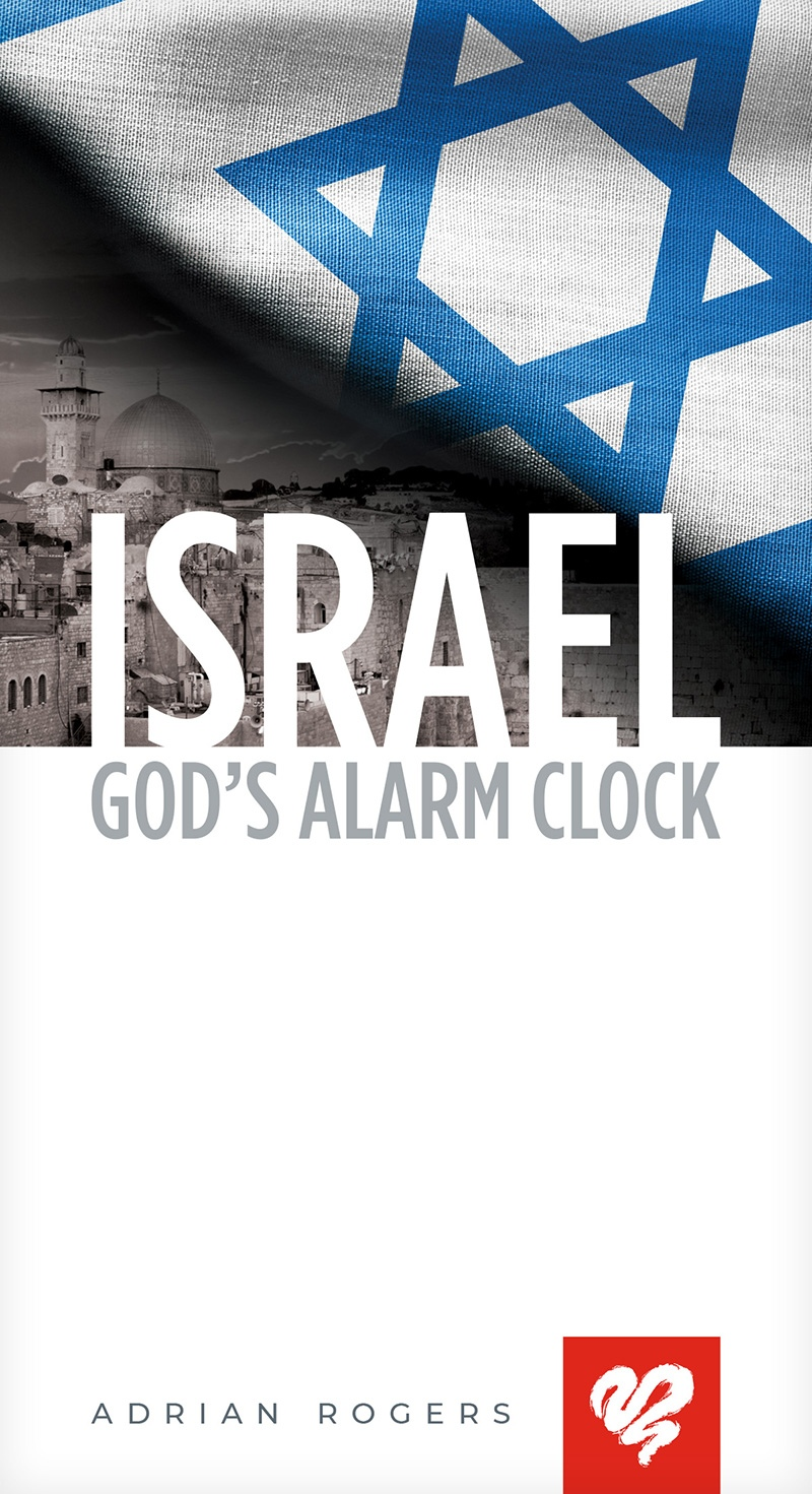 Israel: God's Alarm Clock (Booklet)