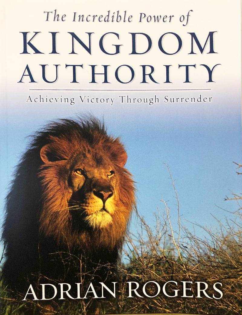 The Incredible Power of Kingdom Authority Participant Workbook (GS100PW)