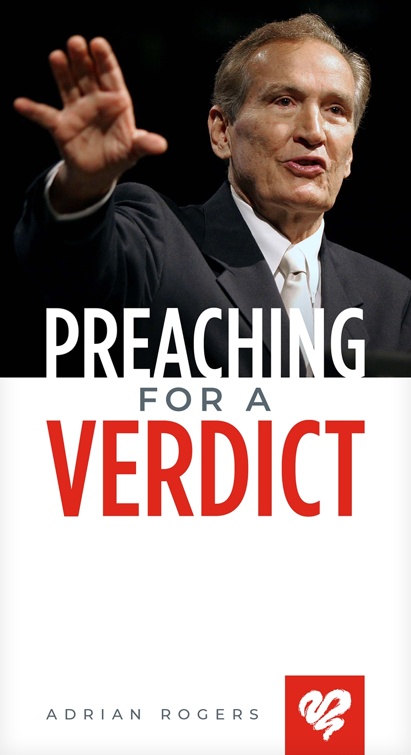 Preaching for a Verdict booklet (K173)