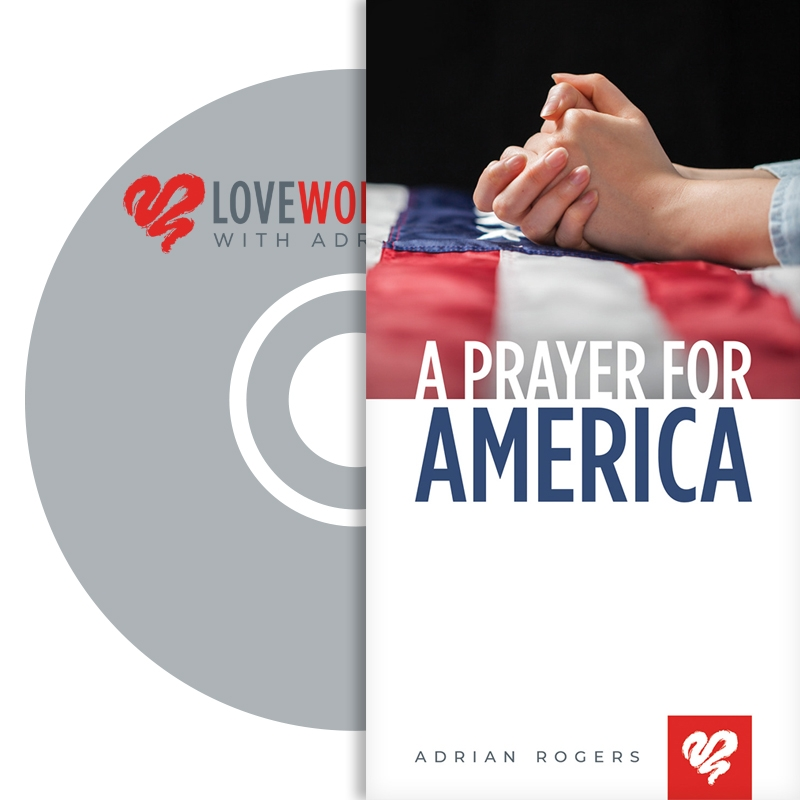 Russell O'Quinn DVD + A Prayer for America Booklet Package (PK30601DVD)