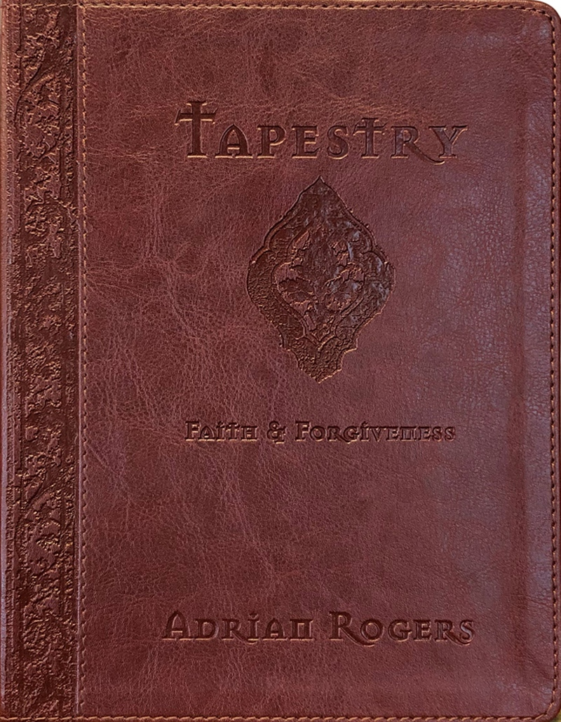 Tapestry: Faith & Forgiveness (Journal)
