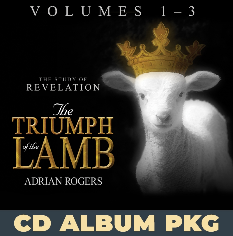 Triumph of the Lamb Volumes 1, 2 & 3 CD Album Package     (P17012D)